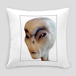 Alien Everyday Pillow
