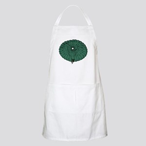 Paratrooper Coming Down BBQ Apron