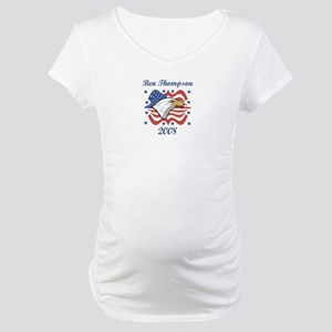Ben Thompson 08 (eagle) Maternity T-Shirt