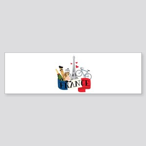 France Bumper Sticker