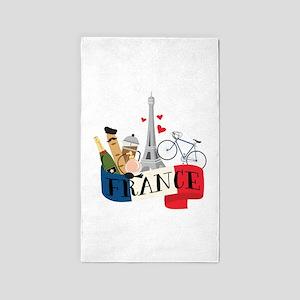 France Area Rug