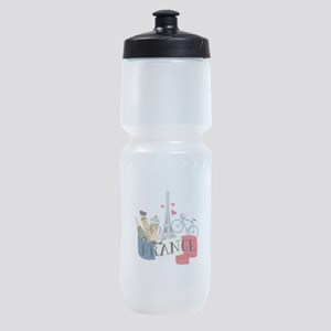 France Sports Bottle
