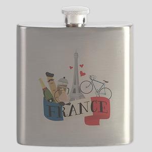 France Flask