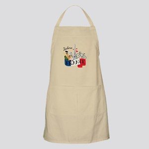 Jadore France Apron