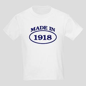 Made in 1918 Kids Light T-Shirt