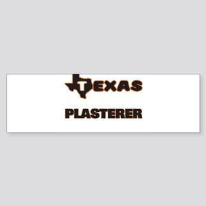 Texas Plasterer Bumper Sticker