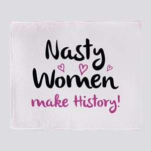 Nasty Women Stadium Blanket