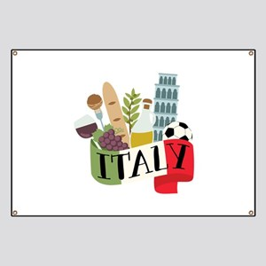 Italy 1 Banner