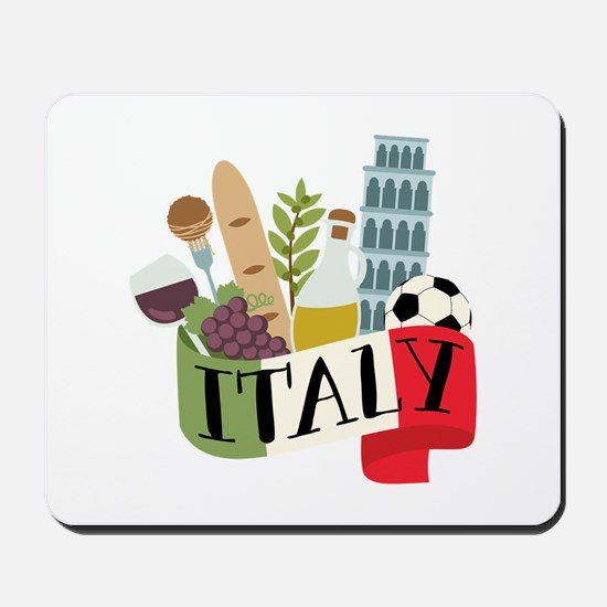 Italy 1 Mousepad