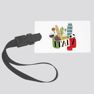 Italy 1 Luggage Tag