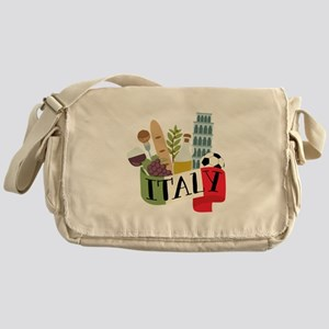 Italy 1 Messenger Bag