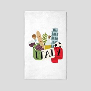 Italy 1 Area Rug