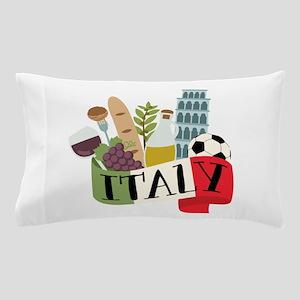 Italy 1 Pillow Case