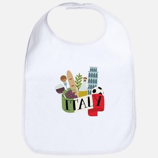 Italy 1 Bib