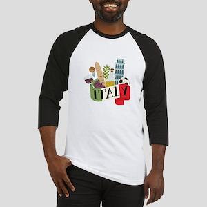 Italy 1 Baseball Jersey
