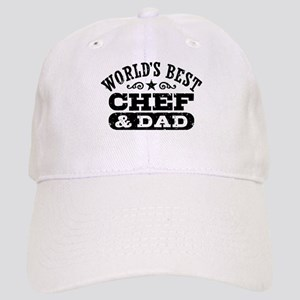 World's Best Chef and Dad Cap