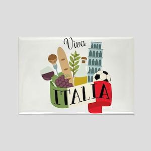 Viva Italia Magnets