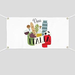 Viva Italia Banner