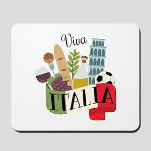 Viva Italia Mousepad