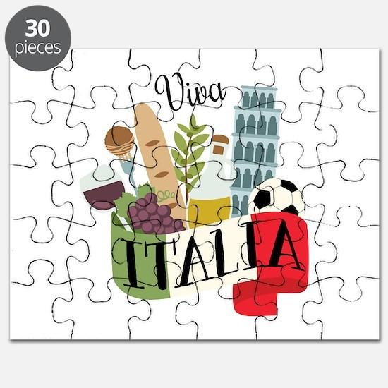 Viva Italia Puzzle