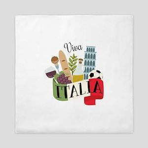 Viva Italia Queen Duvet