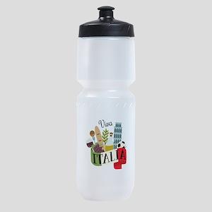 Viva Italia Sports Bottle
