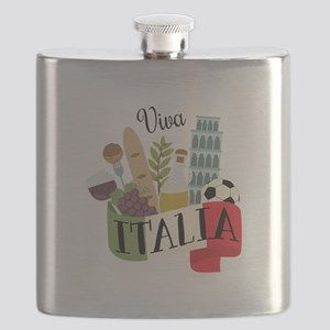 Viva Italia Flask