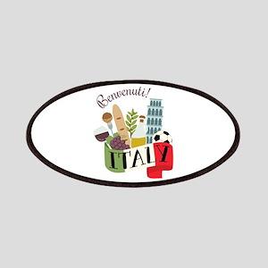 Benvenuti! Italy Patch
