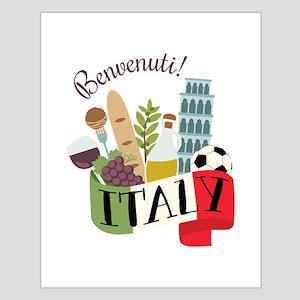 Benvenuti! Italy Posters