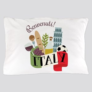 Benvenuti! Italy Pillow Case