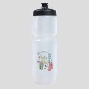 Benvenuti! Italy Sports Bottle