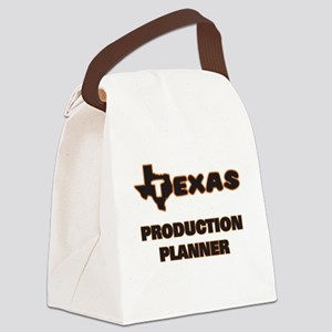 Texas Production Planner Canvas Lunch Bag