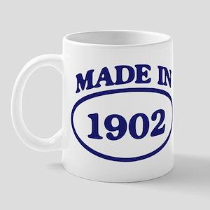 Made in 1902 Mug