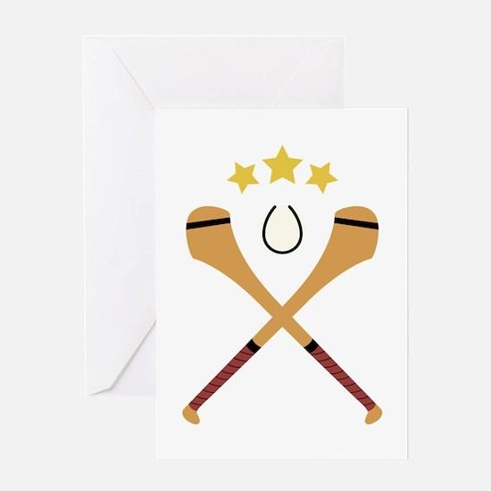 Hurling Greeting Cards
