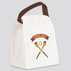 Hurling 1 Canvas Lunch Bag