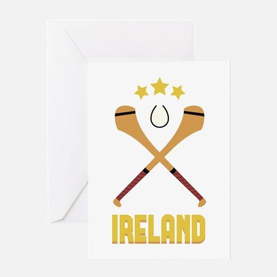 Ireland 1 Greeting Cards