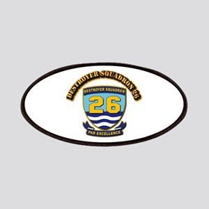 Destroyer Squadron 26 - With Text Patch