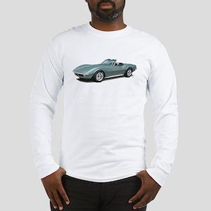 corvette convertible stingray Long Sleeve T-Shirt