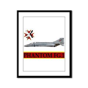 1435 Flight Framed Panel Print