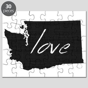 Love Washington Puzzle