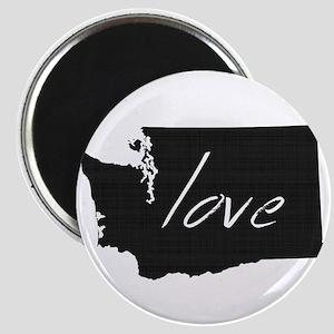 Love Washington Magnet