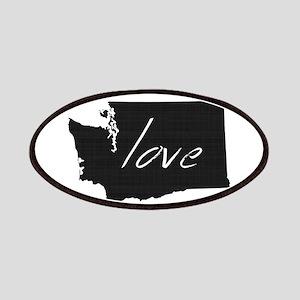 Love Washington Patch
