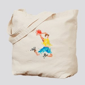 In Throw Tote Bag
