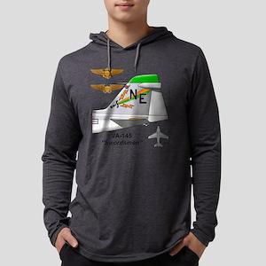 A-6 Intruder VA-145 Swordsmen Long Sleeve T-Shirt