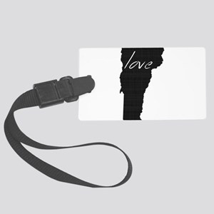 Love Vermont Large Luggage Tag
