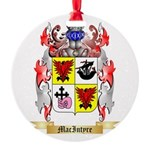 MacIntyre Round Ornament