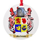 MacIntosh Round Ornament