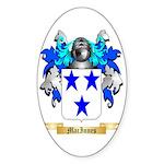 MacInnes Sticker (Oval 50 pk)