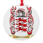 MacInerney Round Ornament