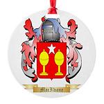 MacIlvane Round Ornament